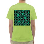 Green love Green T Back