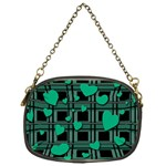 Green love Chain Purses (One Side)