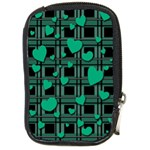 Green love Compact Camera Cases