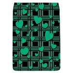 Green love Flap Covers (S)