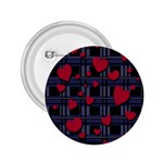 Decorative love 2.25  Buttons