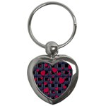 Decorative love Key Chains (Heart)