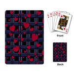 Decorative love Playing Card