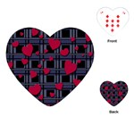 Decorative love Playing Cards (Heart)