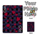 Decorative love Playing Cards 54 Designs