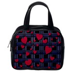 Decorative love Classic Handbags (One Side)