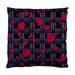 Decorative love Standard Cushion Case (One Side)