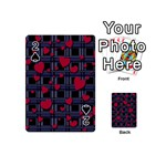 Decorative love Playing Cards 54 (Mini)