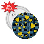 Love design 2.25  Buttons (100 pack)