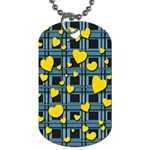 Love design Dog Tag (Two Sides)