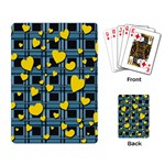 Love design Playing Card