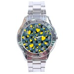 Love design Stainless Steel Analogue Watch