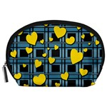 Love design Accessory Pouches (Large)
