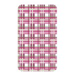 Pink plaid pattern Memory Card Reader