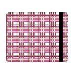 Pink plaid pattern Samsung Galaxy Tab Pro 8.4  Flip Case