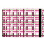 Pink plaid pattern Samsung Galaxy Tab Pro 10.1  Flip Case