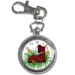 Boot in the grass Key Chain Watches