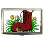 Boot in the grass Cigarette Money Cases