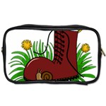 Boot in the grass Toiletries Bags 2-Side