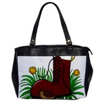 Boot in the grass Office Handbags