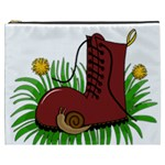 Boot in the grass Cosmetic Bag (XXXL)