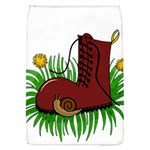 Boot in the grass Flap Covers (L)