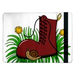 Boot in the grass Samsung Galaxy Tab Pro 12.2  Flip Case