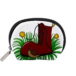 Boot in the grass Accessory Pouches (Small)