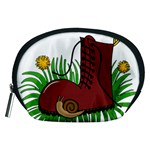 Boot in the grass Accessory Pouches (Medium)