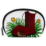 Boot in the grass Accessory Pouches (Large)