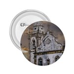 Exterior Facade Antique Colonial Church Olinda Brazil 2.25  Buttons