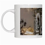 Exterior Facade Antique Colonial Church Olinda Brazil White Mugs