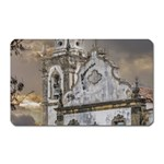 Exterior Facade Antique Colonial Church Olinda Brazil Magnet (Rectangular)
