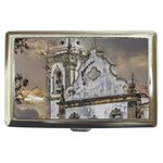 Exterior Facade Antique Colonial Church Olinda Brazil Cigarette Money Cases