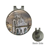 Exterior Facade Antique Colonial Church Olinda Brazil Hat Clips with Golf Markers