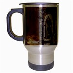 Exterior Facade Antique Colonial Church Olinda Brazil Travel Mug (Silver Gray)