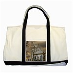 Exterior Facade Antique Colonial Church Olinda Brazil Two Tone Tote Bag