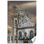 Exterior Facade Antique Colonial Church Olinda Brazil Canvas 20  x 30
