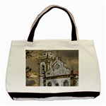 Exterior Facade Antique Colonial Church Olinda Brazil Basic Tote Bag (Two Sides)