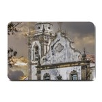 Exterior Facade Antique Colonial Church Olinda Brazil Small Doormat
