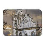 Exterior Facade Antique Colonial Church Olinda Brazil Plate Mats