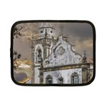 Exterior Facade Antique Colonial Church Olinda Brazil Netbook Case (Small)