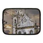 Exterior Facade Antique Colonial Church Olinda Brazil Netbook Case (Medium)