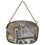 Exterior Facade Antique Colonial Church Olinda Brazil Chain Purses (One Side)