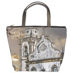 Exterior Facade Antique Colonial Church Olinda Brazil Bucket Bags