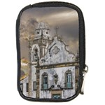 Exterior Facade Antique Colonial Church Olinda Brazil Compact Camera Cases