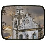 Exterior Facade Antique Colonial Church Olinda Brazil Netbook Case (XXL)