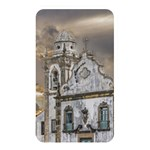 Exterior Facade Antique Colonial Church Olinda Brazil Memory Card Reader