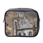 Exterior Facade Antique Colonial Church Olinda Brazil Mini Toiletries Bag 2-Side