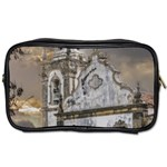 Exterior Facade Antique Colonial Church Olinda Brazil Toiletries Bags 2-Side